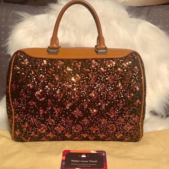 fb5107110695 Louis Vuitton Handbags - 💯Louis Vuitton sunshine Speedy express💯